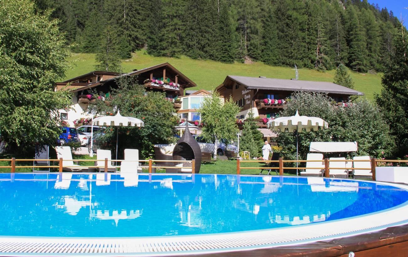 Hotel Con Piscina Selva Val Gardena